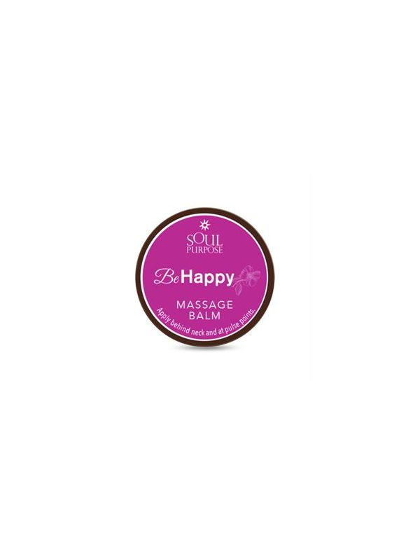 Be Happy Massage Balm - 1/2 oz.