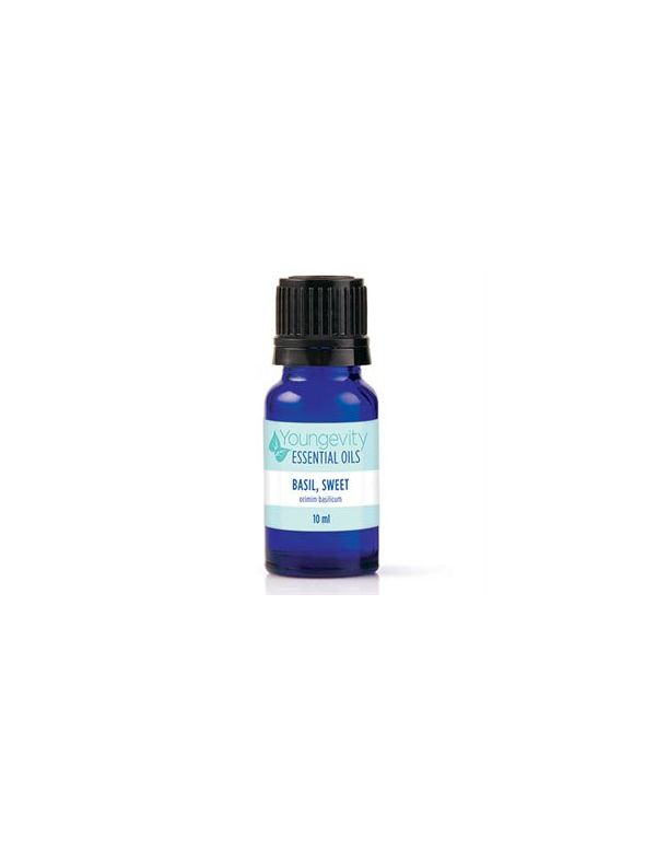 Basil, Sweet Essential Oil - 10ml