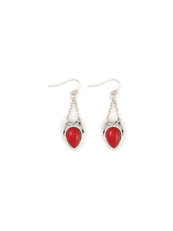 Amour Crimson Earrings