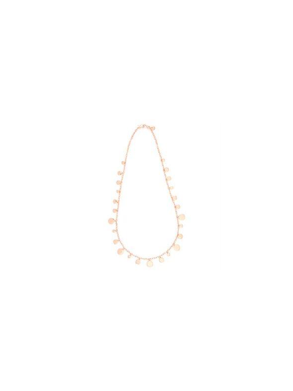 Alyssa Rose Gold Necklace