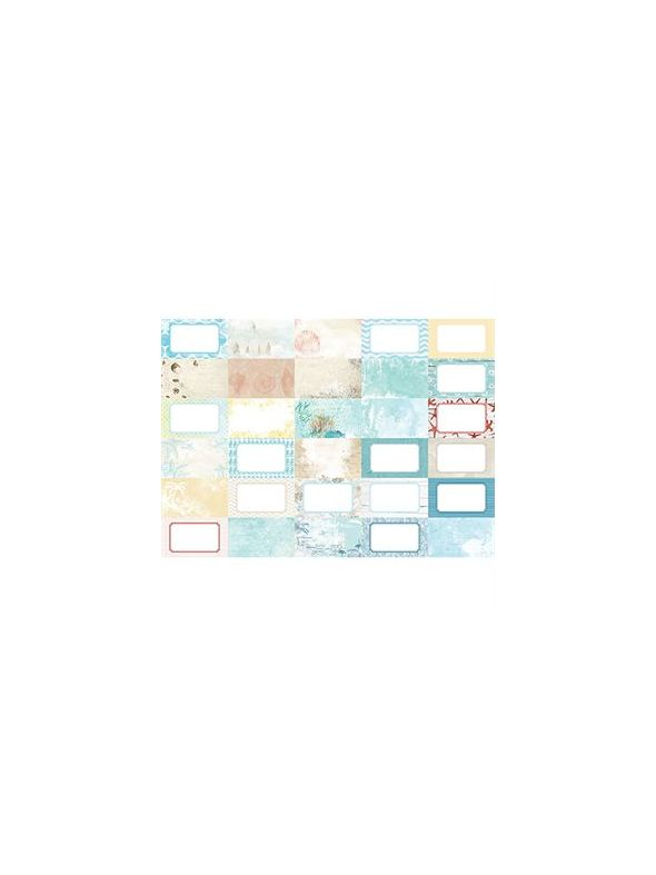 Sweet Summer by Katie Pertiet Pocket Journal Cards - Set 30