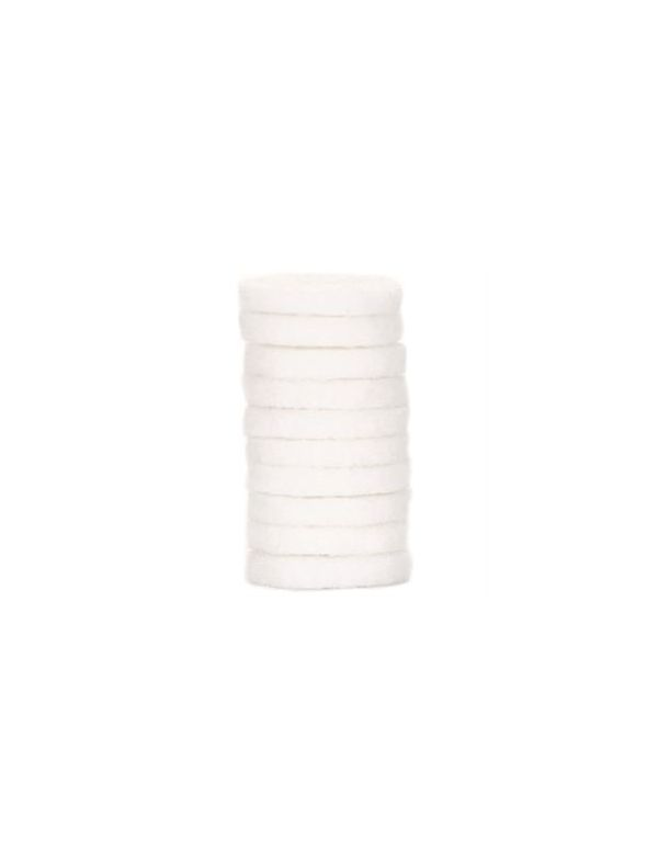 White Scent-able Coins 10 Pack