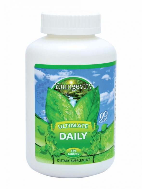 Ultimate Daily  - 180 Tablets