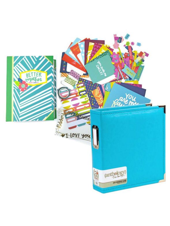 Better Together Pocket Kit Album Bundle