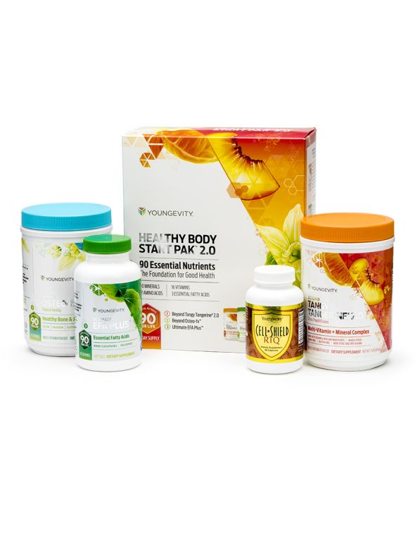 Anti-Aging Healthy Body Pak™ 2.0