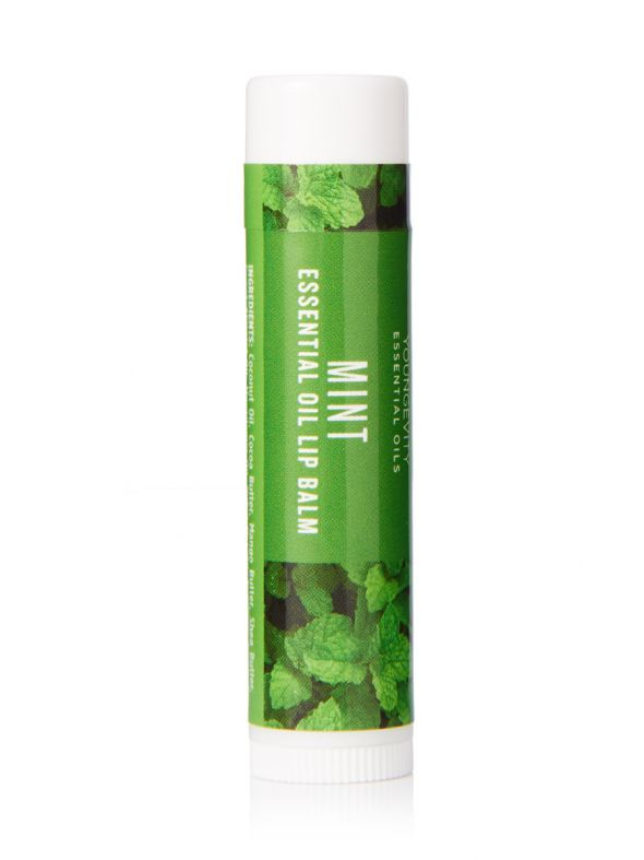 Mint Essential Oil Lip Balm