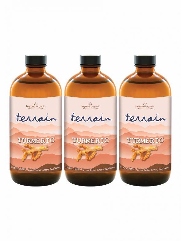 Terrain Turmeric (3 Pack)