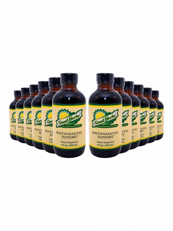 Antiparasitic Support - 12 Pack