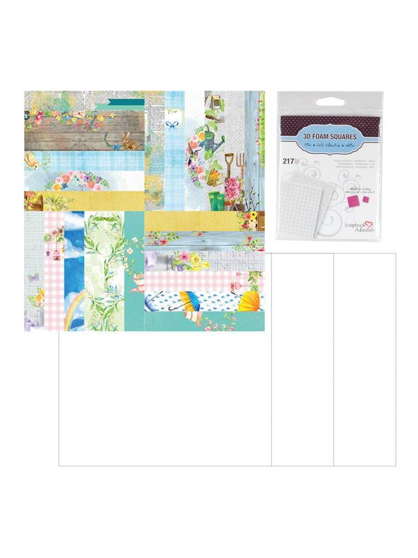 Spring Accordion Album Kit