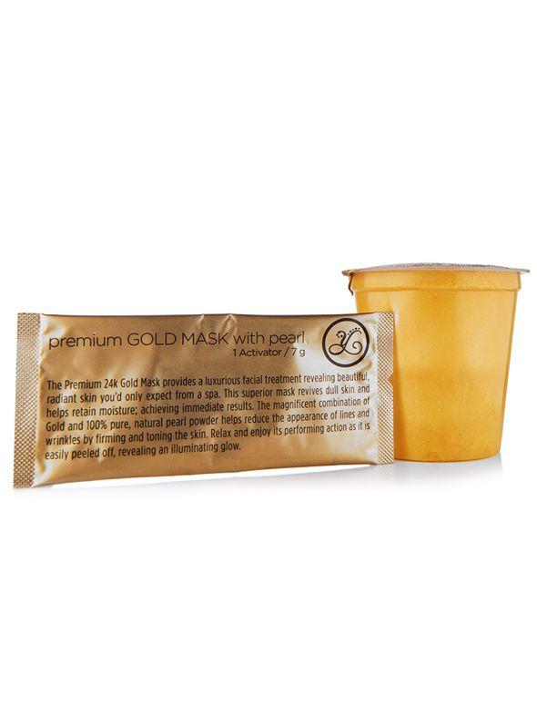 Premium Gold Mask- Single